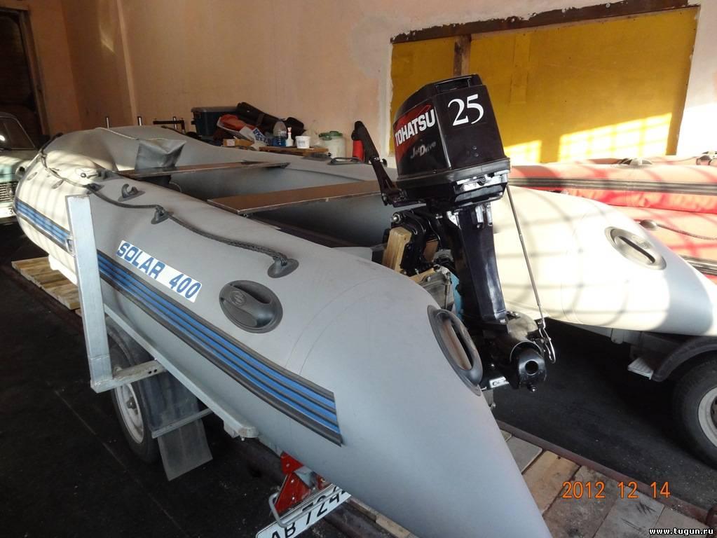 купить моторную лодку в абакане