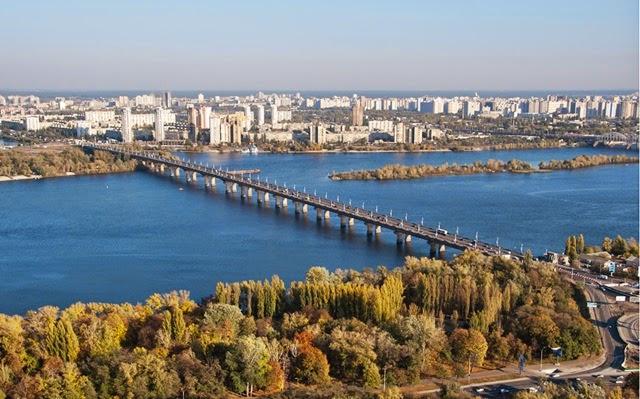 снять квартиру на левом берегу Днепра посуточно