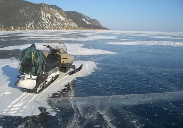 снегоходы для рыбалки