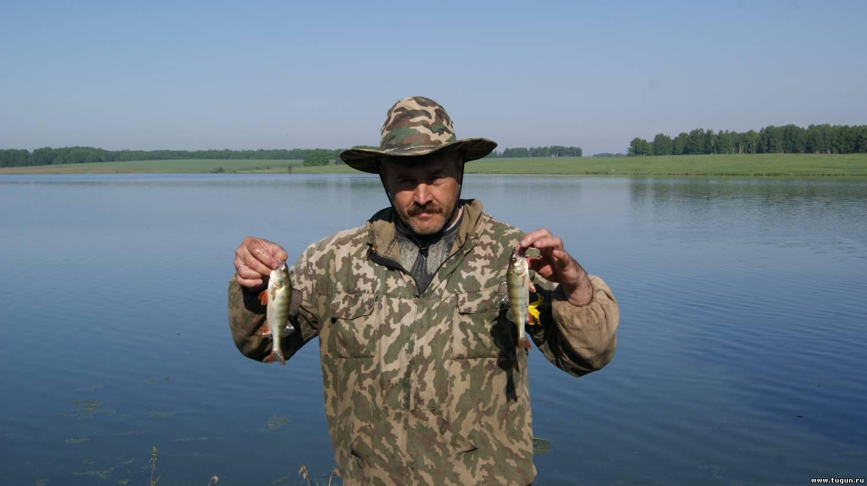 рыбалка в подсопках красноярский край