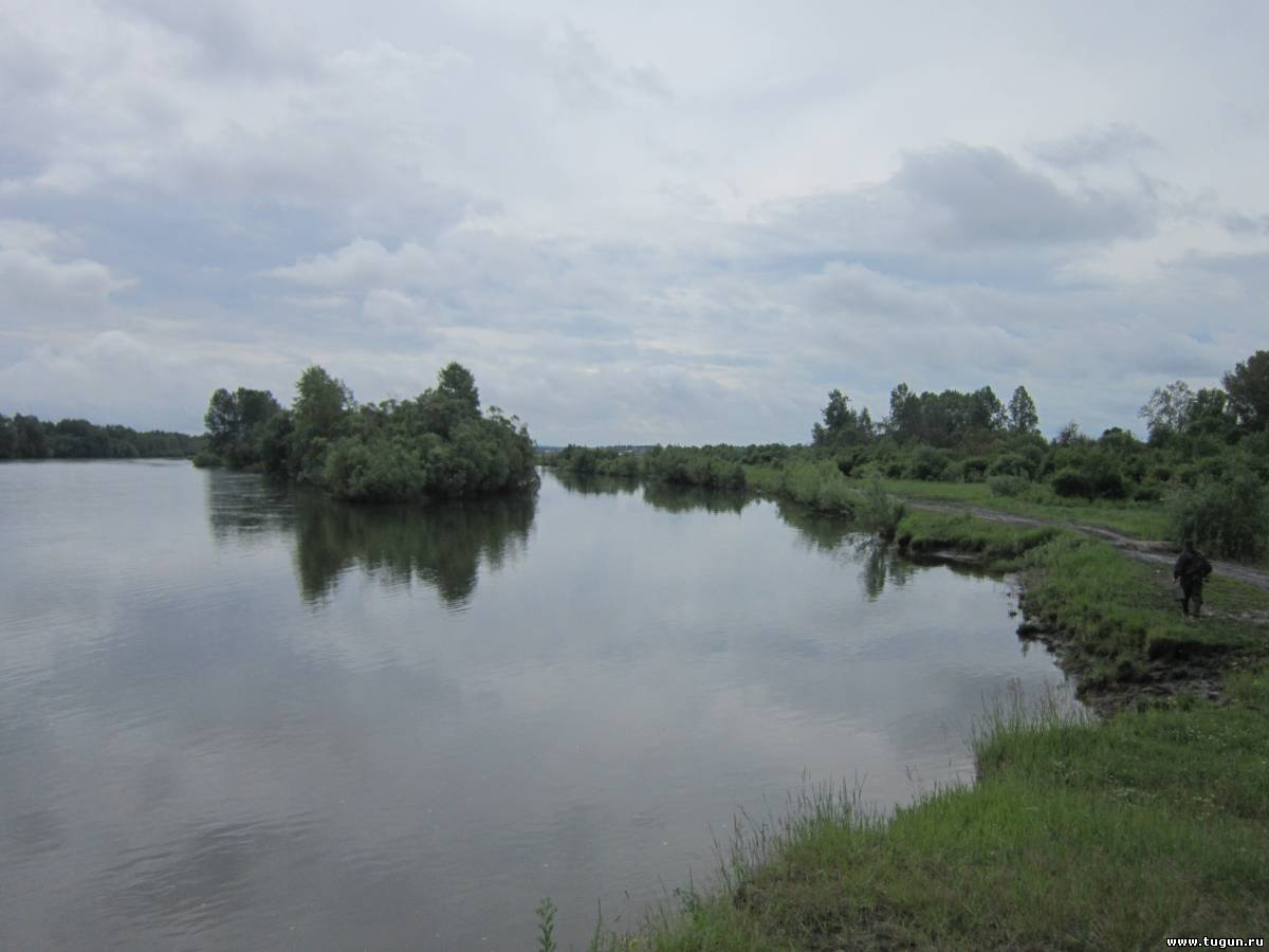 река которосль рыбалка