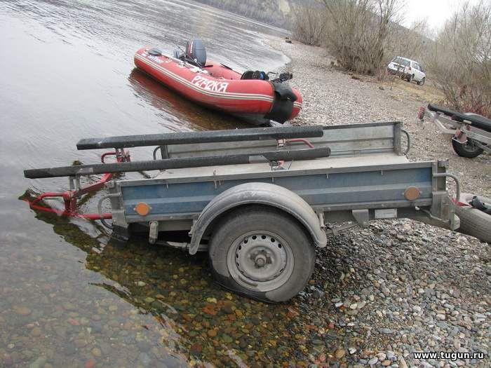 купить ложемент для перевозки лодки