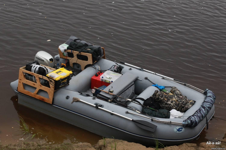Как сделать баллоны для лодки