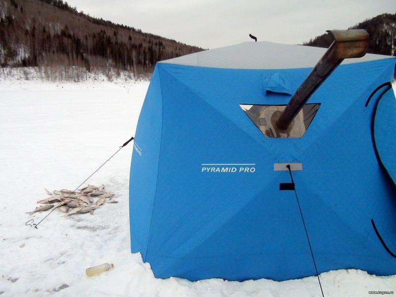 Печка для зимней палатки куб