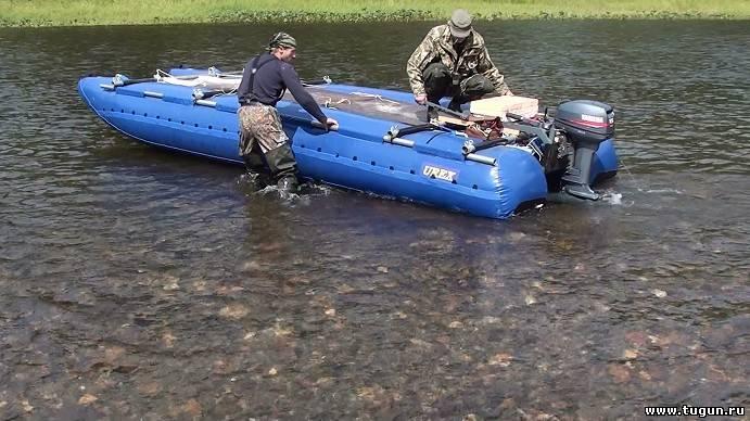 водомет на резиновую лодку купить