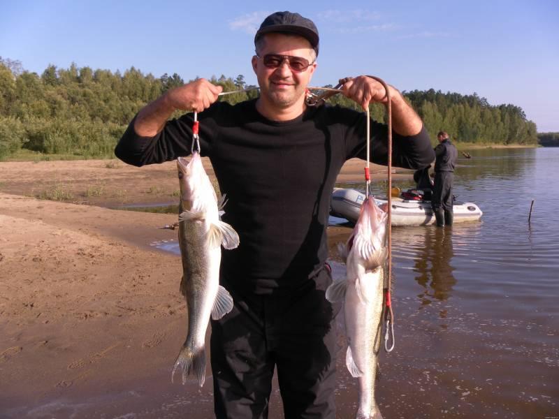 Изображение 1 : О том, как Блеснильщик на рыбалку не поехал...