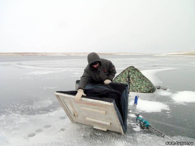 Палатку книжка для рыбалки