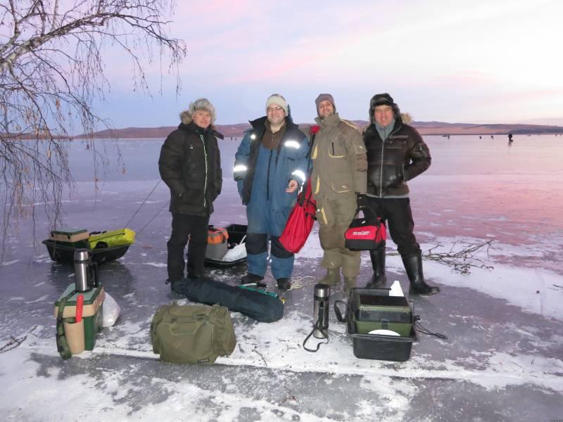 Озеро Парное – отдых и рыбалка