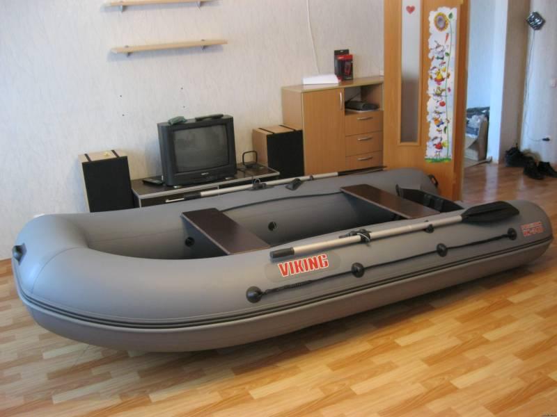 Надувные лодки ПОСЕЙДОН серии Викинг