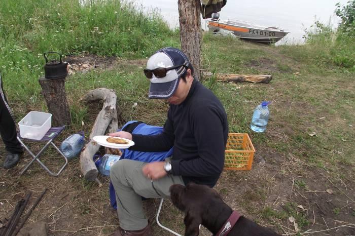Изображение 1 : Японский твичинг в Сибири.