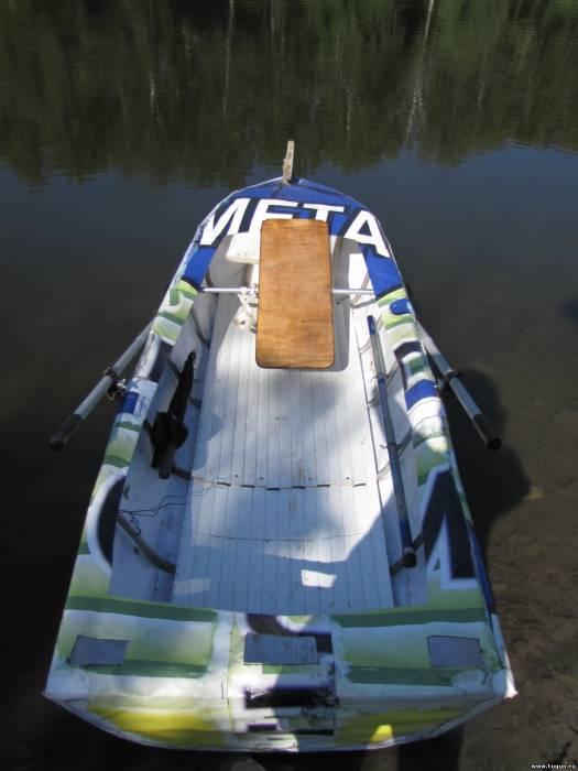 Лодка пвх своими руками выкройки