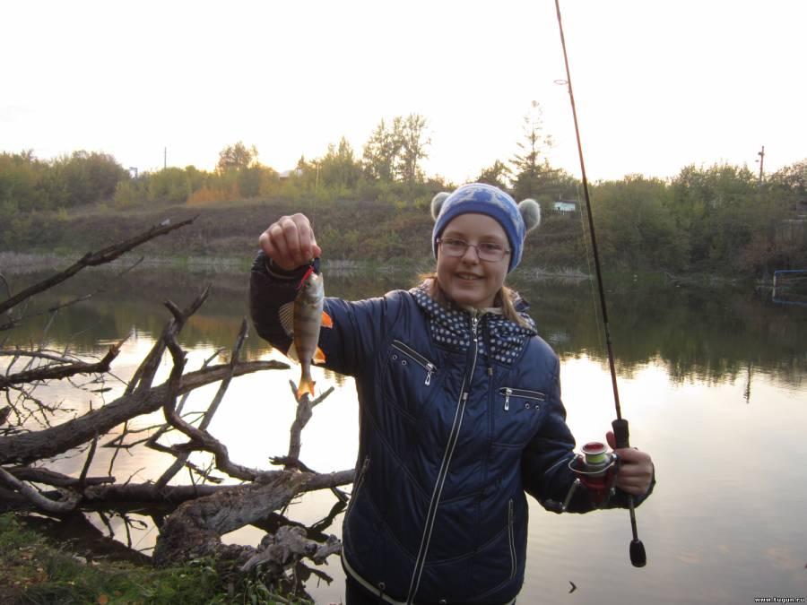 запрет на ловлю окуня в красноярском крае